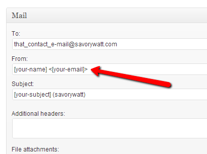Fix Contact Form 7 not working with Dreamhost – savorywatt